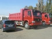 Самосвалы,  Хово продаём ,  Howo в Омске ,  6х4 25 тонн ,  2300000 руб в наличии.
