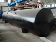 Стальные резервуары типа РГС для воды,  топлива
