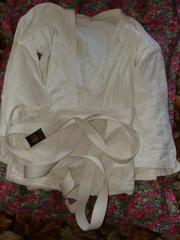 Продам кимоно детское