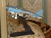 модели самолетов, масштаб 1/72, новые, металл